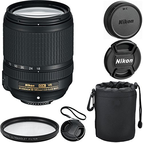 Nikon 18-140mm f/3.5-5.6G ED Photo
