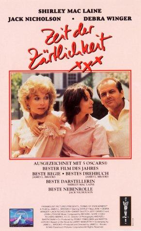 Zeit der Zärtlichkeit [VHS]