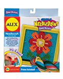 ALEX® Toys - Craft Simply Needlepoint - Flower Blossom 395FN