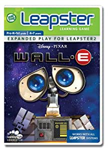 LeapFrog Leapster Learning Game Wall E