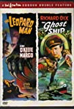 Leopard Man/Ghost Ship (Val Lewton Horror Double Feature)