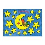Osos Ventana de ensue�o im�genes en DIN A4�de Lutz Mauder//coloridas im�genes adhesivas para el FensterSticker Regalos Manualidades Jugar pegar oso sue�o Luna Estrellas All Cielo Tr�umen Dormir