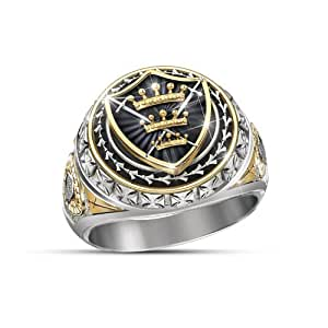 Bradford Exchange Excalibur Ring