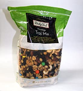 Daily Chef Mountain Trail Mix 3lb. by Daily Chef