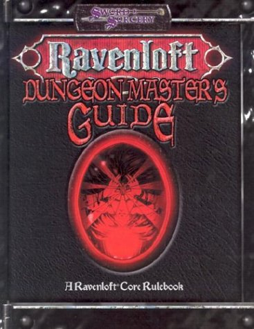 Download Ebook Ravenloft Dungeon Master S Guide Dungeons Dragons