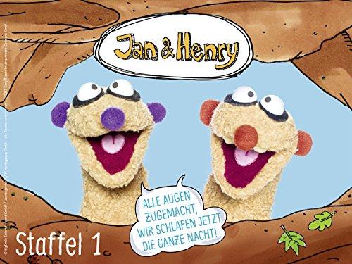 Jan & Henry – Alle Augen zugemacht