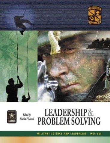 msl-301-leadership-problem-solving-with-cd-military-science-and-leadership