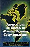 img - for Applications Of CDMA In Wireless/Personal Communications (Feher/Prentice Hall Digital and Wireless Communications Seri) book / textbook / text book
