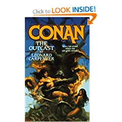 Conan The Outcast by Leonard Carpenter