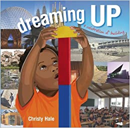 Dreaming Up christy hale picture book review saffron tree