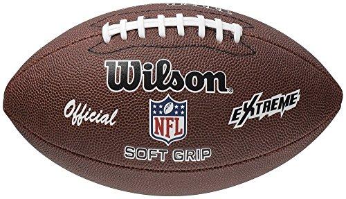 Wilson, Pallone da football americano, Marrone (braun), Adulto