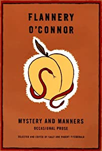 "Cover of ""Mystery and Manners: Occasional..."