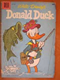 img - for Donald Duck #54, July-Aug. 1957. Forbidden Valley by Carl Barks book / textbook / text book