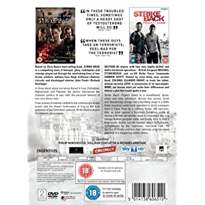 Strike Back - Series 1 & 2 Box Set [Import anglais]