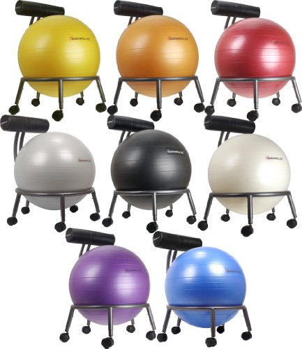 Balance Ball Chair Frame Only: Exerciseacc: Shop For Exercise Accessories Online