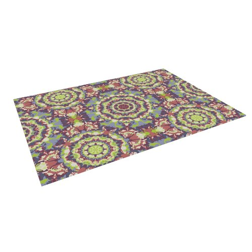Funky Purple And Green Area Rugs Various Designs