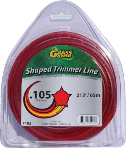 Grass Gator 7105 String Trimmer Line .105 X 213-Feet