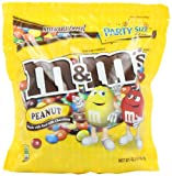 M&Ms Peanut Candy, 42 Ounce Package