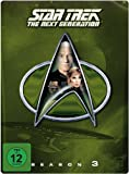 Star Trek: The Next Generation - Season 3 (Steelbook, exklusiv bei Amazon.de) [Blu-ray] [Limited Collector's Edition]