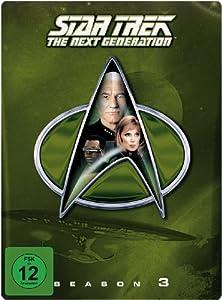 Star Trek: The Next Generation - Season 3 (Steelbook, exklusiv bei Amazon.de) [Blu-ray] [Limited Collector's Edition]