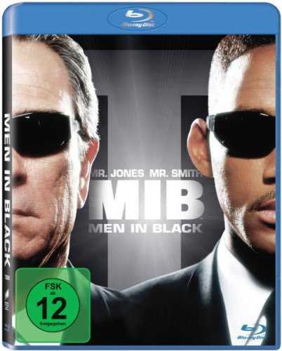 Men in Black [Blu-ray]
