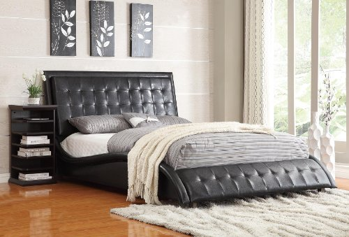 Purchase Coaster Queen Bed-Black