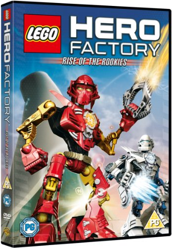 Lego Hero Factory: Rise of the Rookies [DVD]