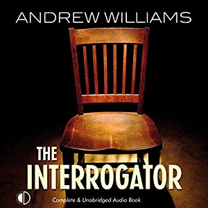 The Interrogator Audiobook