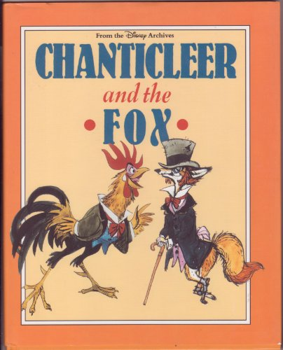 Chanticleer and the Fox: A Chaucerian Tale (From the Disney Archives): Fulton Roberts, Marc Davis, Walt Disney Company: 9781562820220: Amazon.com: Books