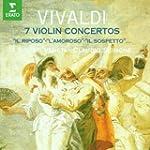 7 Concertos pour violon