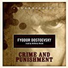Crime and Punishment Audiobook by Fyodor Dostoevsky, Constance Garnett (translator) Narrated by Anthony Heald