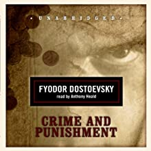 Crime and Punishment | Livre audio Auteur(s) : Fyodor Dostoevsky, Constance Garnett (translator) Narrateur(s) : Anthony Heald