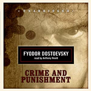 Crime and Punishment Audiobook