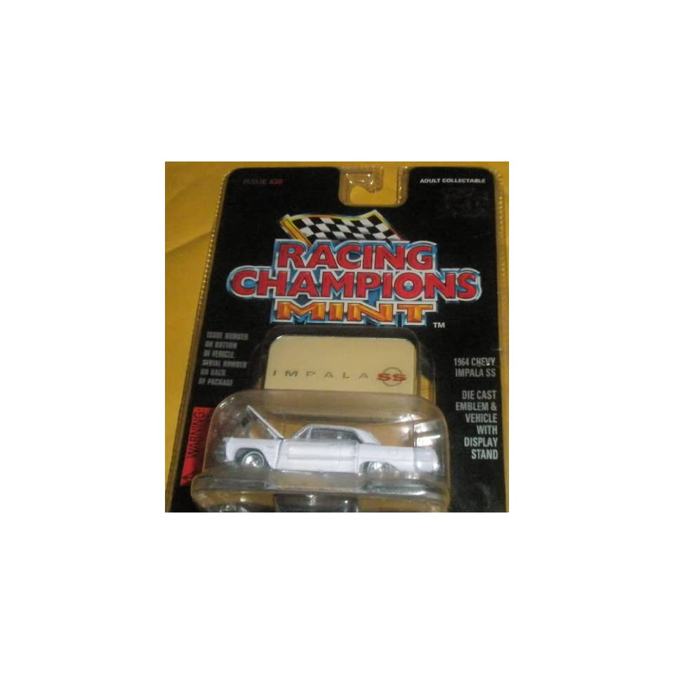 Racing Champions Mint 1964 Chevy Impala SS #38 Toys & Games