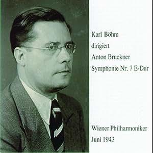 Bruckner : Sinfonie Nr 7. Böhm, Wr. Pho.