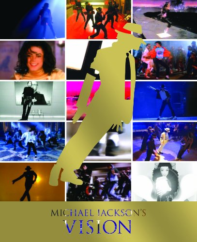 Cover for 'Michael Jackson's Vision'