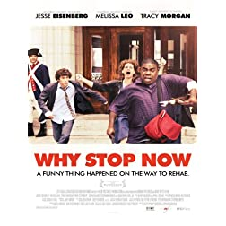 Why Stop Now? (Pre-Theatrical Rental)