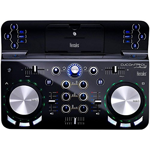 Hercules DJ Control Wave (Dj 2 Mixer For Ipad compare prices)