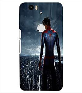 PRINTSWAG CARTOON CHARACTER Designer Back Cover Case for HUAWEI NEXUS 6P