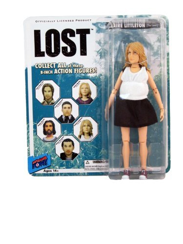Lost Claire Littleton 8-inch figure