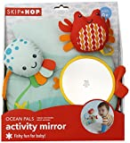 Skip Hop Ocean Pals Activity Mirror
