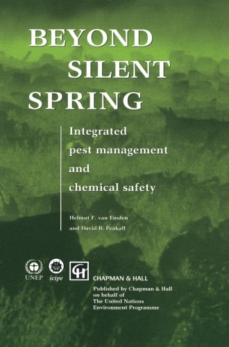 Beyond Silent Spring: Integrated pest management and chemical safety