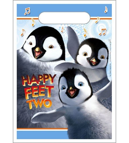 Happy Feet 2 Treat Sacks - 1