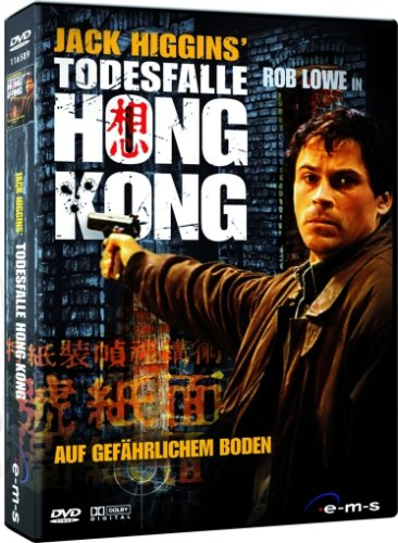 Todesfalle Hongkong [Import allemand]