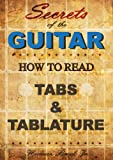 51ZSxBlv4TL. SL160  Secrets of the Guitar   How to read tabs and tablature Reviews