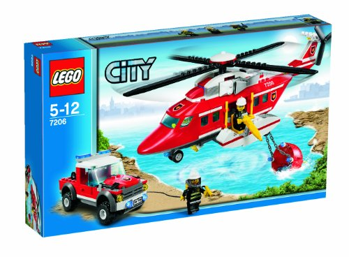 LEGO® City 7206: Fire Helicopter