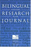 img - for Bilingual Research Journal - 1997 Winter (Volume 21, Number 1) book / textbook / text book