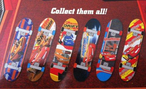 Disney Pixar Cars Finger Board - Styles May Vary - 1