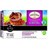 Twinings Pomegranate & Raspberry Iced Tea K-Cups 24
