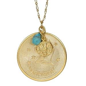 sagittarius zodiac pendant necklace jewelry